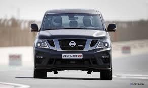 nissan patrol nismo 2016 nissan patrol nismo black 32
