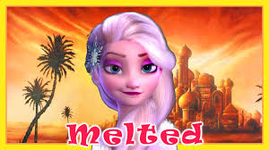 film elsa i anna animation movie disney anna elsa in melted based on the film