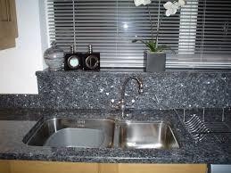 kitchen white kitchen cabinets with dark granite countertops