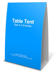 standard table tent card size table tent mockup action script cover actions premium mockup