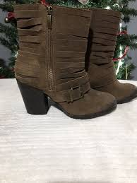 womens boots belk s brown boots size 8 from belk clothing shoes in