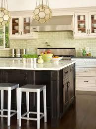 Green Brick Backsplash Tiles Transitional 142 Best Kitchen Backsplash Images On Pinterest Mosaics
