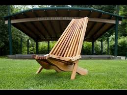Making Wooden Patio Chairs by How To Make A Folding Cedar Lawn Chair Diy Woodworking Projects