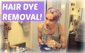 best clarifying shoo for colored hair removing hair dye with baking soda youtube