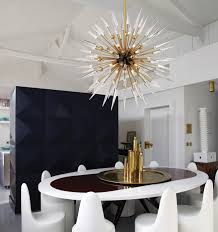 Sputnik Light Fixture by Sparta Chandelier From Hudson Valley Lighting A Fresh Take On A