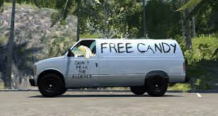 Candy Meme - you have nothing to fear from the elderly free candy van know