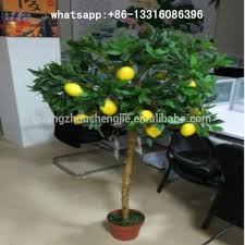 q010503 evergreen artificial fruit trees size customized ornaments