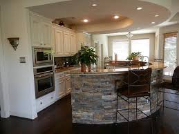 backsplash medallions kitchen kitchen 29 cool stone and rock kitchen backsplashes that wow