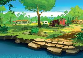 Image Rikki U0027s House Animated Png H2o Just Add Water Wiki