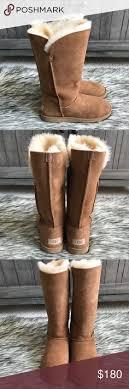 ugg womens tatum boots chestnut stylishpetite com blanket scarf and slim ugg boot ugg