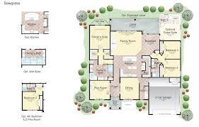 Stone Mansion Floor Plans by Palencia St Augustine Fl Homes For Sale 32095