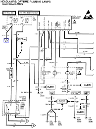 2006 silverado daytime running lights wiring diagram 2006 wiring
