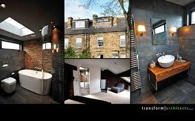 contemporary dormer and ensuite bathroom u2013 transform architects