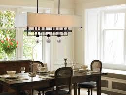 Rectangular Dining Room Lighting Picturesque Best Rectangular Dining Room Light Rectangle Of Ilashome
