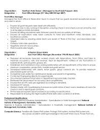 Hotel Manager Resume Ashfaq Sheikh Resume General Manager Pdf