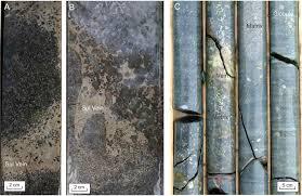 sulfide silicate textures in magmatic ni cu pge sulfide ore