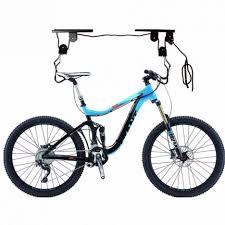 bikes ceiling bike rack for apartment garage bike storage ideas