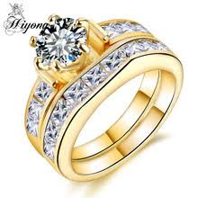 buy art deco wedding ring sets and get free shipping on aliexpress com