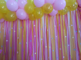 awesome birthday wall decorations easy diy party decorations wall