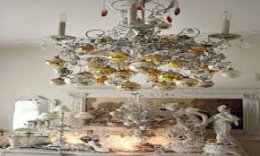 halloween chandeliers anyone can decorate creative holiday chandelier ideas whole bunch