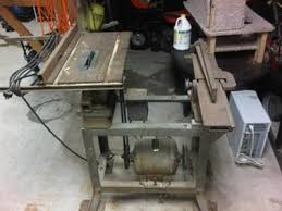 delta table saw for sale table saw with jointer planer