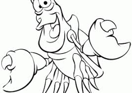 mermaid coloring pages coloring4free