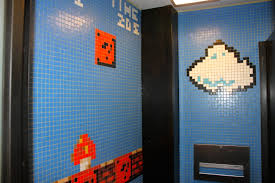 Super Mario Home Decor Stack Exchange Office Tour Business Insider
