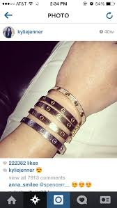 bracelet love price images White gold bracelets kylie jenner cartier bracelet jpg