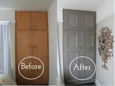 Do It Yourself Closet Doors Do This To Your Boring Doors To Make Them Look So Much Better And