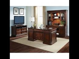 brayton manor jr executive desk set by liberty furniture home