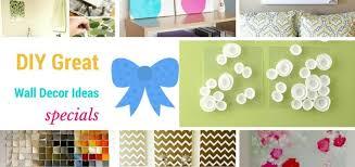 15 great diy wall decor ideas to make walls amazing