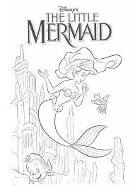 mermaid drawing making