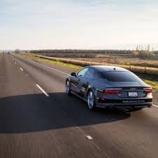 audi a7 self driving the self driving audi a7 completes a 560 mile drive robb report