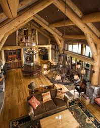 Log Home Interior Design Log Homes Interior Designs 10 Best Ideas About Log Cabin Interiors