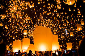 Festival Of Lights Thailand Thailand In Asia Thousand Wonders