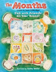 the months fun with friends all year u0027round read me a poem
