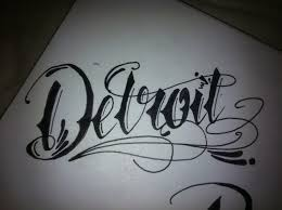 detroit script by jamom on deviantart