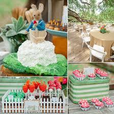 rabbit party a rabbit garden party best kids birthday party ideas