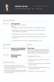 web resume henry web developer resume template 64898