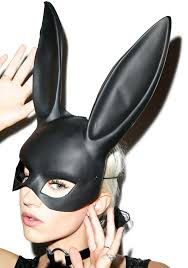 gettin u0027 busy bunny mask bunny mask half face mask and snug fit
