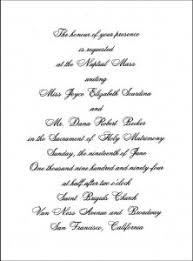 Wedding Invite Verbiage Wedding Invitation Date Wording Vertabox Com