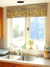 kitchen window curtains designs 15 diy projects to decorate your windows