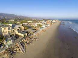 on the beach luxury malibu colony home homeaway eastern malibu