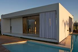 Small Houses Architecture Small Minimalist House Architecture By Vismaracorsi Arquitectos