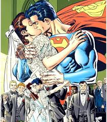 superman the wedding album superman is starting anew with next week s comics 1 and