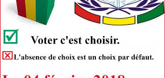 connaitre bureau de vote 2 février 2018 élections guinée observatoire indépendant et