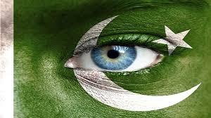 Pakistane Flag Pakistani Flag Eye Wallpaper Dreamlovewallpapers