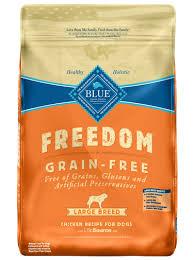blue freedom food grain free chicken recipe blue buffalo