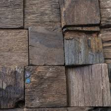 reclaimed wood wall tiles accent wall square 11 panels 10 66 sq ft