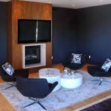 Modern Blue Living Room by Photos Hgtv